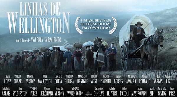 """Filme """"Linhas de Wellington"""""""