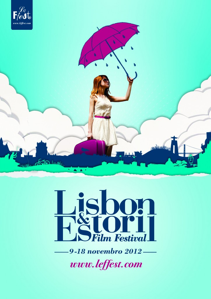 Cartaz Lisbon & Estoril Film Festival 2012