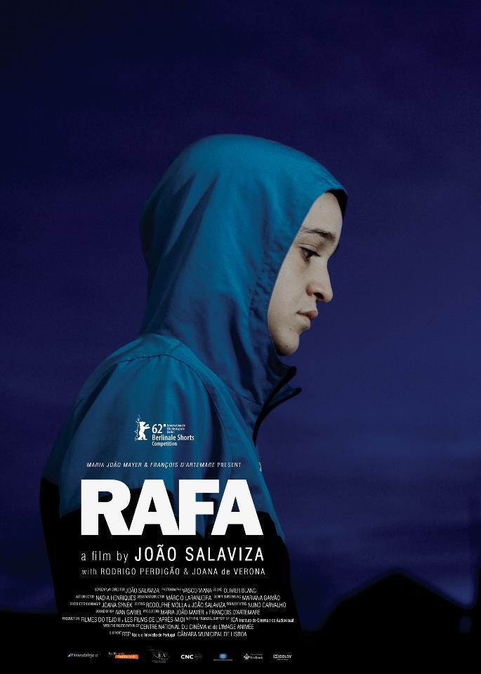 Curta metragem Rafa